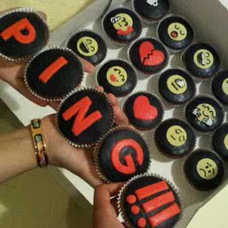 BBM Cupcakes