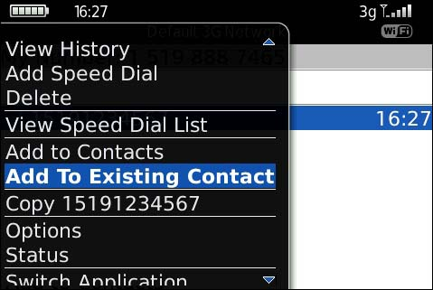 Add to Contact 2