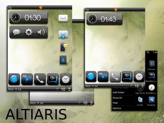 Altiaris by Raypho Themes