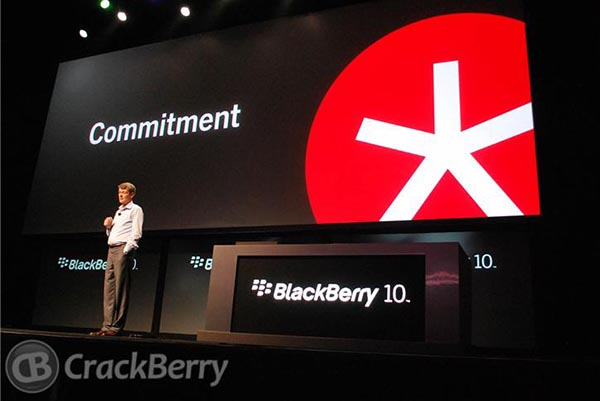 BlackBerry 10 is on track with carriers
