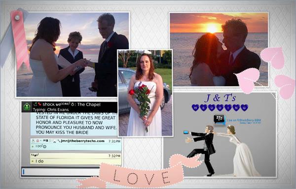 BBM Wedding