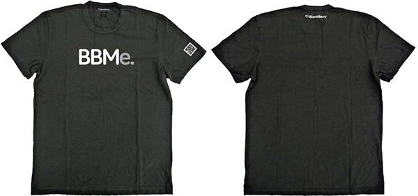 BBMe shirt
