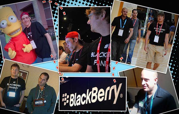 CrackBerry at BlackBerry World