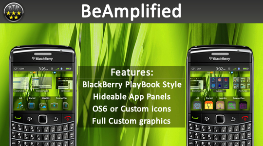 BeAmplified by BBThemes