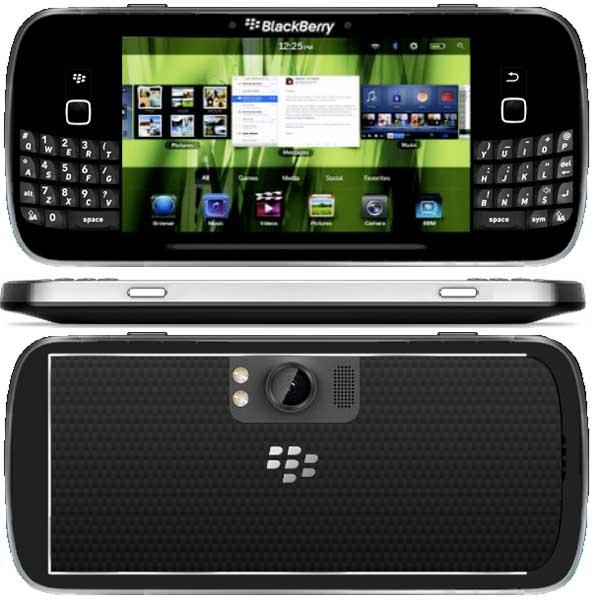 BlackBerry Bold X