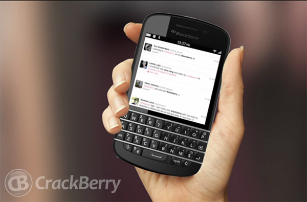 BlackBerry 10 QWERTY Phone