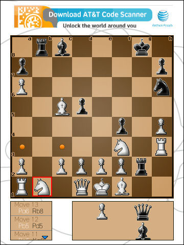 Free Chess game available for BlackBerry! | CrackBerry com