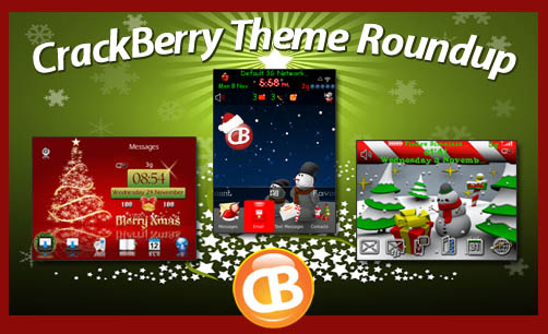 Christmas Theme Roundup