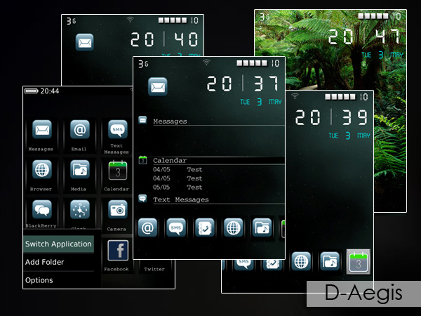 D-Aegis by Raypho Themes