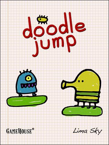 Doodle jump for BlackBerry