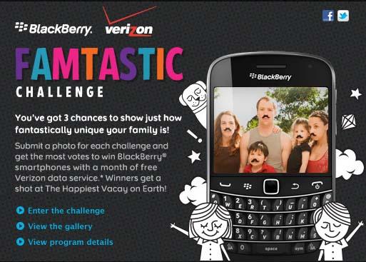 Famtastic Challenge