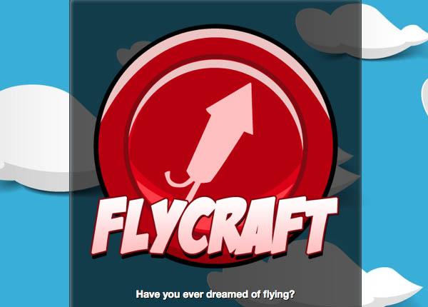FlyCraft for BlackBerry PlayBook