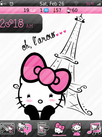 Hello Kitty Oh L'amour by iHeartMyBB