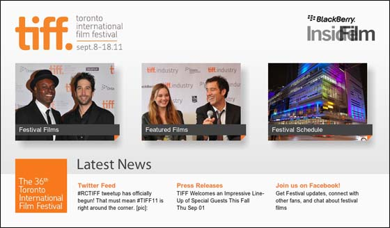 tiff for BlackBerry PlayBook