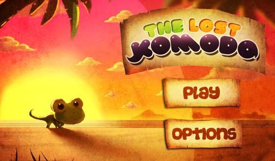 The Lost Komodo