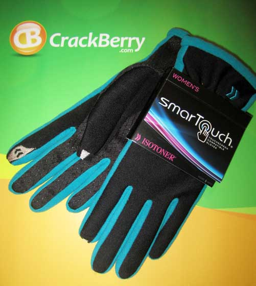 smarTouch gloves by Isotoner