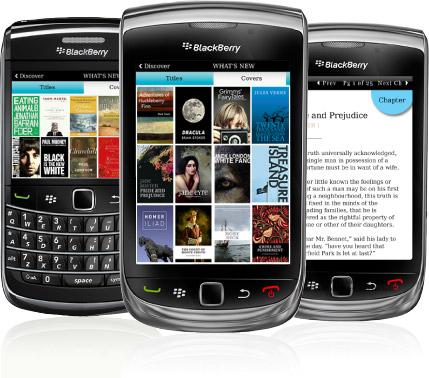 Kobo for BlackBerry