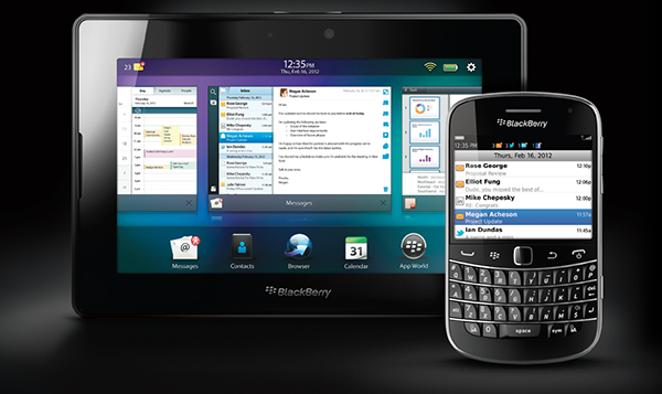 BlackBerry Mobile Fusion