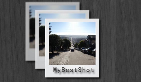 MyBestShot for BlackBerry PlayBook