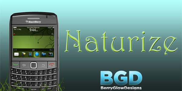 Naturize by Berry Glow Designs
