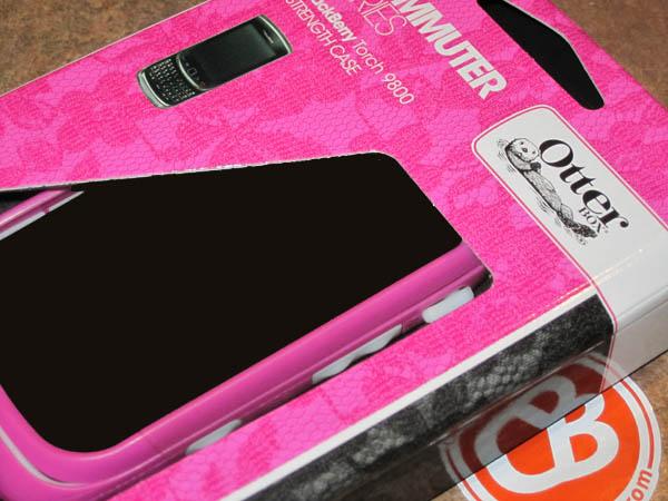 OtterBox Commuter Series for Blackberry