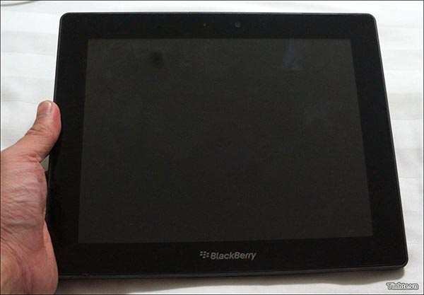 """Photos emerge of the 10"""" BlackBerry PlayBook"""