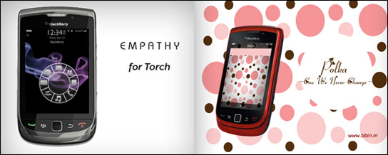 Polka and Empathy for Torch by BBin