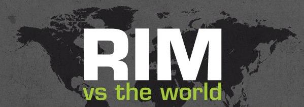 RIM vs the World