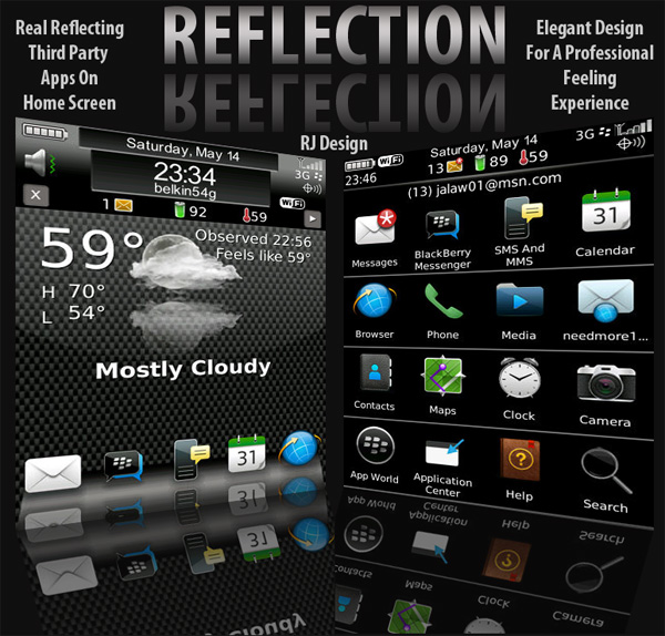 Reflection by RJ Designs