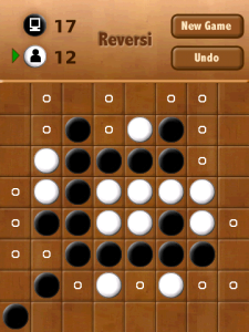 Reversi by Tafasa