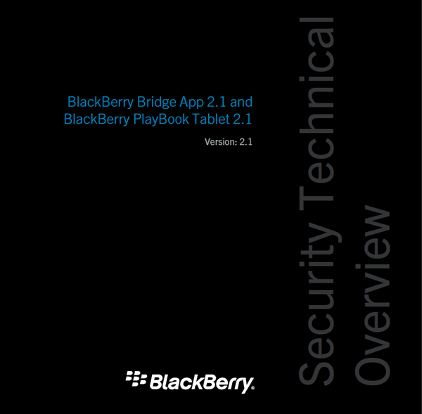 Does this BlackBerry PlayBook OS 2.1 and Bridge 2.1 Overview document indicate the update is coming soon?