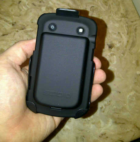 Seidio SURFACE Extended Battery Case and holster