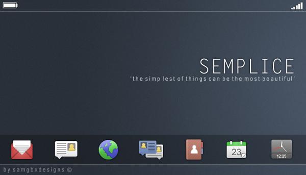 Semplice by samgbx