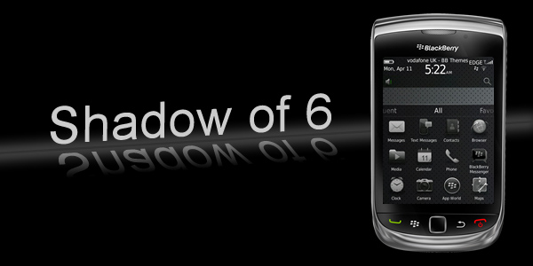 Shadow of 6 by BBThemes