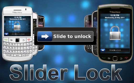 Slider Lock
