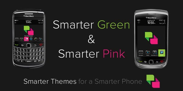 Smarter Green and Smarter Pink