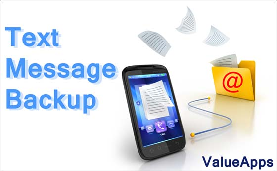 Text Message Backup