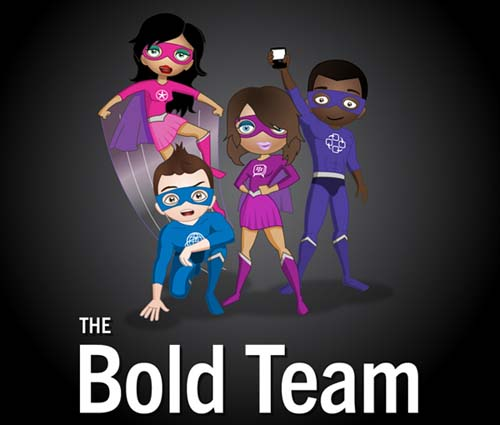The Bold Team