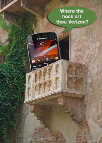 Verizon BlackBerry 7