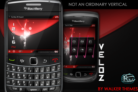 VELOZ by Walker Themes