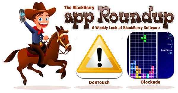 BlackBerry App Roundup