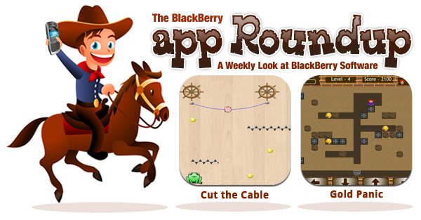 BlackBerry App Roundup