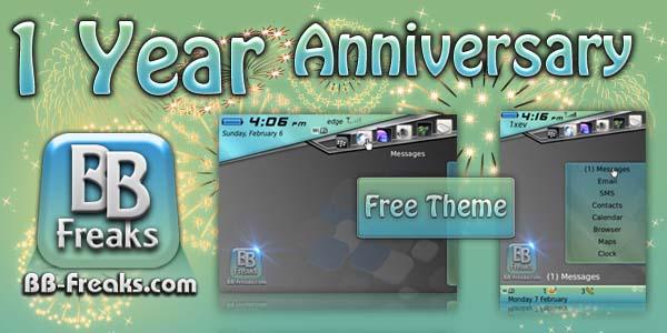 BB-Freaks Free Anniversary theme