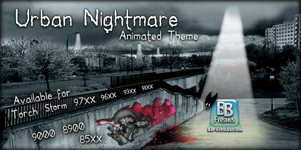 Urban Nightmare by BB-Freaks