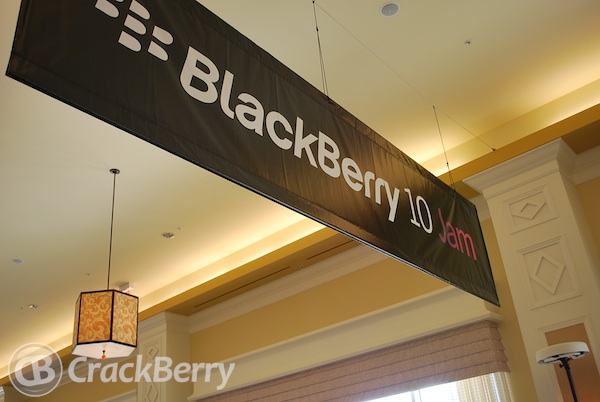 Calling all developers - Take part in a BlackBerry 10 Super Hackathon and win prices