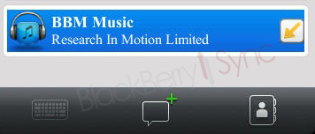 BBM Music coming to BlackBerry?