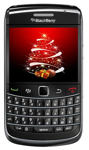 BlackBerry Christmas