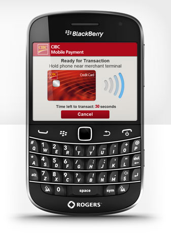 Rogers and CIBC bring mobile credit card payments to Canada