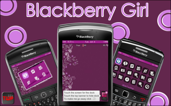 BlackBerry Girl