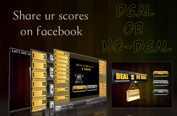 Deal or No Deal by Vimukti Tech